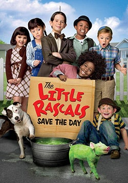 The Little Rascals Save The Day (DVD)