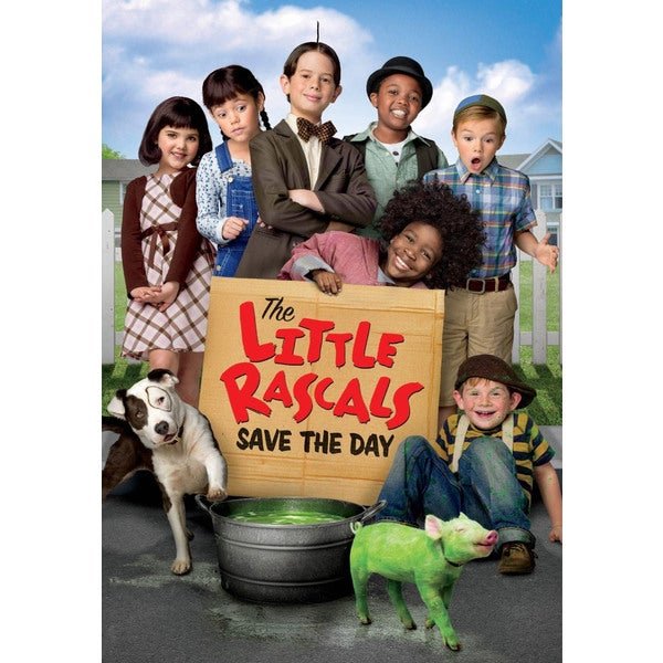 The Little Rascals Save The Day (DVD) 12397601