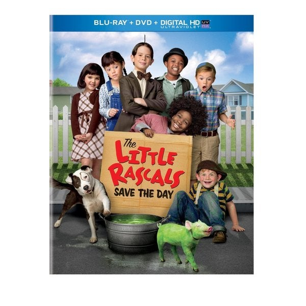 The Little Rascals Save the Day (Blu-ray/DVD) 12397602
