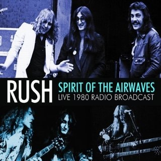 Rush - Spirit of the Airwaves [Import]