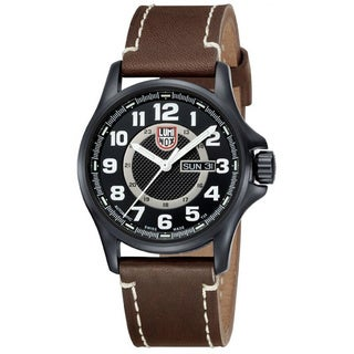 Luminox Men's Field Automatic 1807 Black Watch
