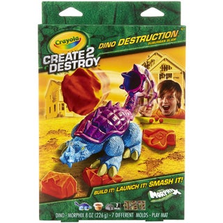 Create 2 Destroy Dino Destruction Kit-Suburban Slam
