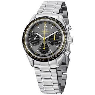 Omega Men's 326.30.40.50.06.001 'Speedmasteracing' Grey Dial Stainless Steel Watch