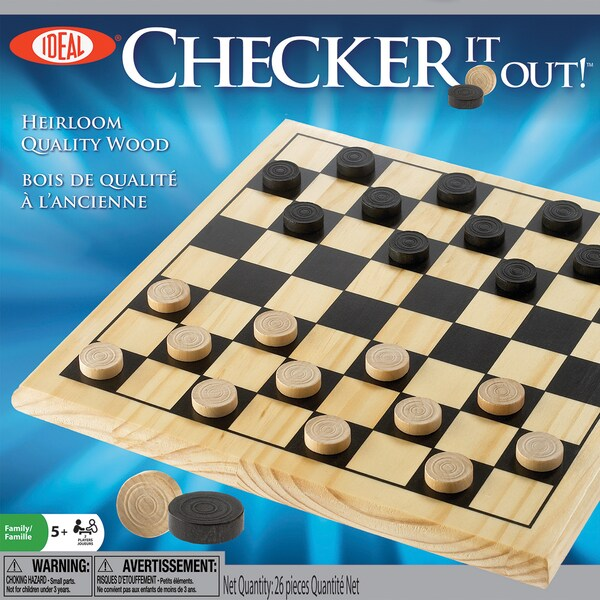 Checker It Out! Game