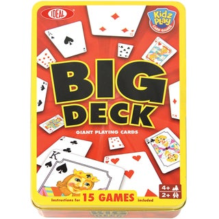 Big Deck Playing Cards