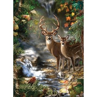 Deer Creek Puzzle 1000 Pieces