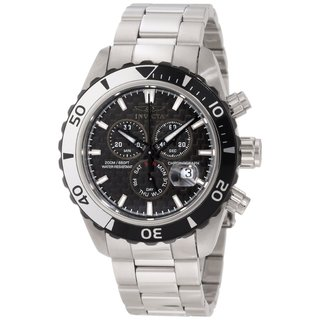 Invicta Men's 12860 Pro Dive Gunmetal Chronograph Watch