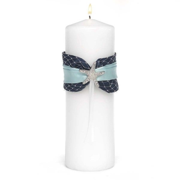 'Treasures From The Sea' Unity Candle