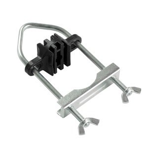 Trampoline Enclosure Pole Connecter for Trampolines With Up to 1.5-inch Diameter Poles/ 1.75-inch Diameter Legs