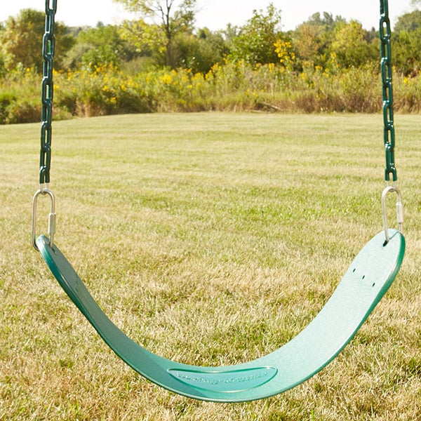 Swing-N-Slide Green Swing Seat