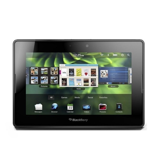 Blackberry Playbook 7-Inch Tablet 64GB Multi Touch Screen and Wi-Fi (Manufacturer Refurbished)