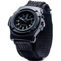 Smith & Wesson Men's 'Lawman' Black Electronic Watch