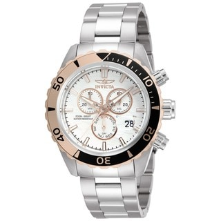 Invicta Men's Pro Diver Chronograph 12859 Watch