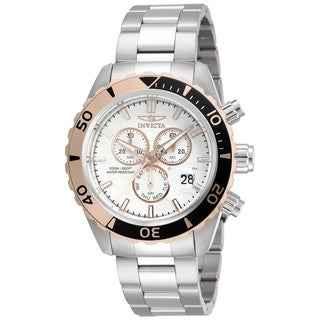 Invicta Men's 12859 Pro Diver Chronograph Watch