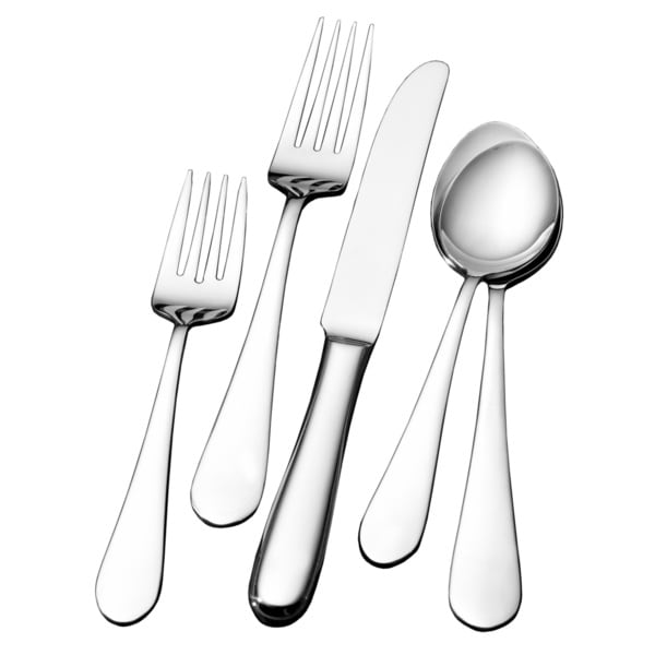 Wallace 65-piece Continental Classic Flatware Set