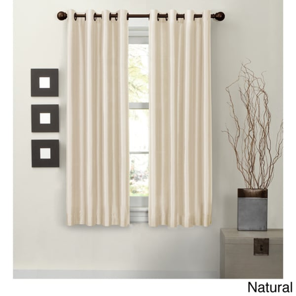 Jardin thermal lined energy 63 inch curtain panel for Jardin 63