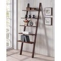 International Caravan Hamburg Contemporary Ladder Wall Shelf
