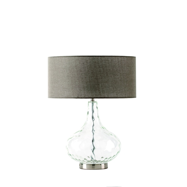 Drew Clear Table Lamp