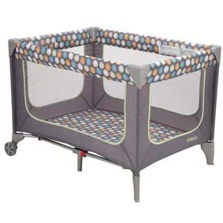 Cosco Funsport Playard in Ikat Dots