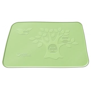 Green Sprouts Silicone Placemat in Green