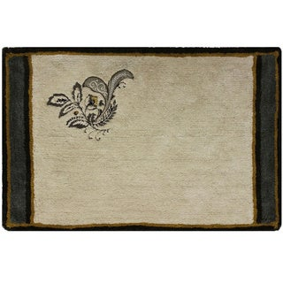 Sherry Kline Findlay Cotton 20x30-inch Bath Rug