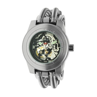 Android Men's 'Hydraumatic G7 Skeleton Automatic' Black Dial Watch