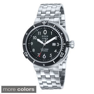 CCCP Men's Kashalot Diver Self-Winding Automatic Watch