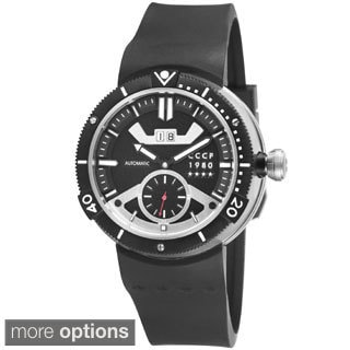CCCP Men's Kashalot Submarine Automatic Watch