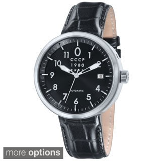 CCCP Men's Kashalot Dress Automatic Watch