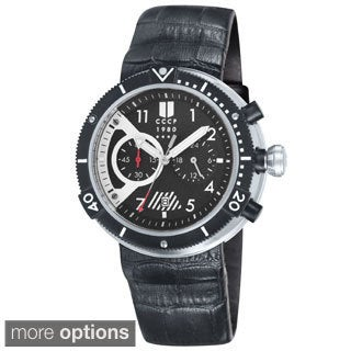 CCCP Men's Kashalot Chronograph Watch