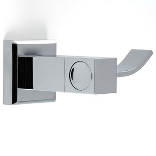 Italia Roma Series Chrome Single Robe Hook