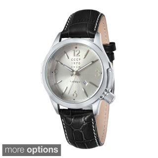 CCCP Men's 'Shchuka' Stainless Steel Watch