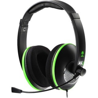 Xbox 360 - Ear Force XL1 Wired Stereo Surround Headset (Black)