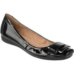 Women's Naturalizer Valya Black Shiny Gleam Patent PU