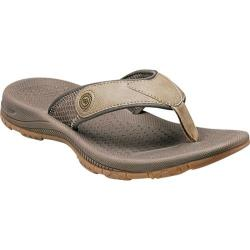 Men's Nunn Bush Donges Bay Cream Leather/Mesh