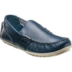 Men's Nunn Bush Shawno Dark Navy Leather