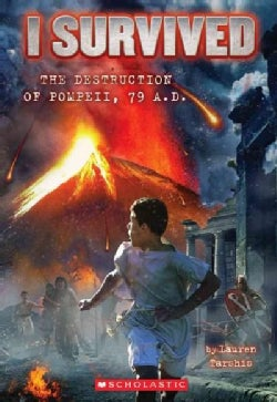 I Survived the Destruction of Pompeii, AD 79 (Paperback)