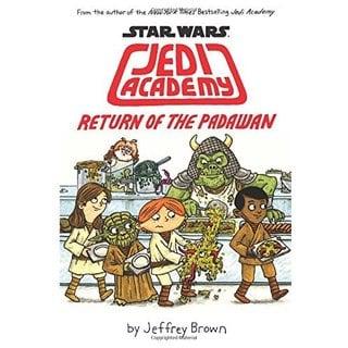 Star Wars: Jedi Academy: Return of the Padawan (Hardcover)