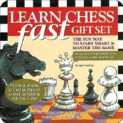 Learn Chess Fast: The Fun Way to Start Smart & Master the Game (Paperback)