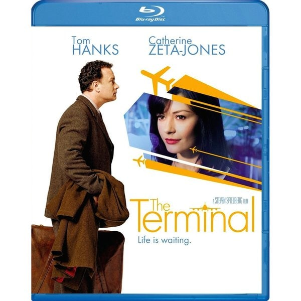 The Terminal (Blu-ray Disc) 12402162