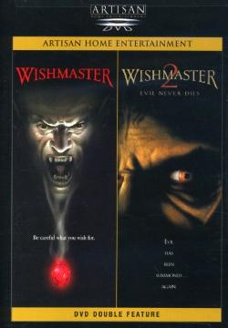 Wishmaster/Wishmaster 2 (DVD)