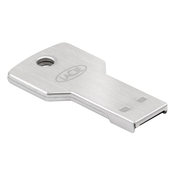 LaCie 16GB PetiteKey USB 2.0 Flash Drive