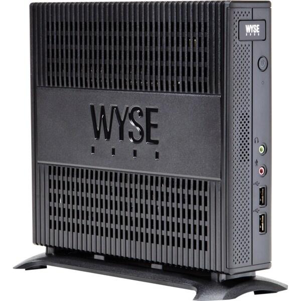 Wyse Z90Q7 Thin Client - AMD G-Series Quad-core (4 Core) 2 GHz - Blac