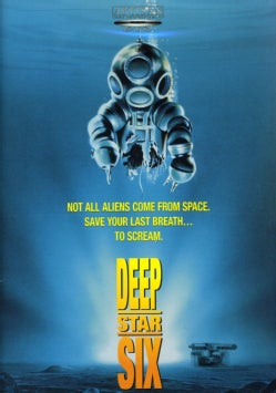 Deep Star Six (DVD)