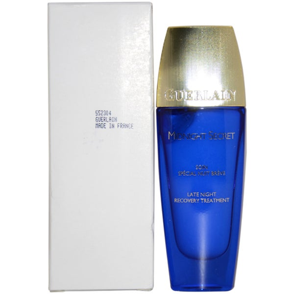 Guerlain Midnight Secret Late Night Recovery 1-ounce Treatment (Tester)