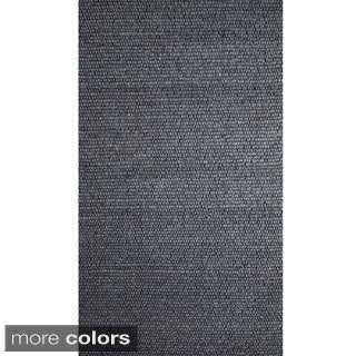 Hand-tufted Bubble Weave Rug (India)