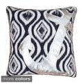 Ali Anchor Applique Down Filled Throw Pillow