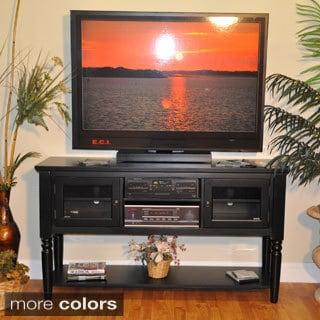 Whitaker Furniture Nantucket 58-inch Entertainment Cart