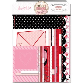 Misc Me Binder Contents-Head Over Heels Journal