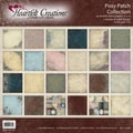 "Heartfelt Double-Sided Paper Collection 12""X12"" 24/Sheets-Posy Patch, 12 Designs/2 Each"